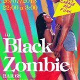 Black-zombie -60's Garage-Surf-Punk-Rock-Pop.