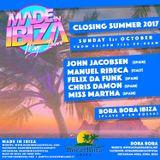 Felix Da Funk @ Made in Ibiza Closing Party @ Bora Bora Ibiza