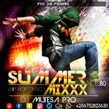 Summer Mixxx Vol 80 (Hip Hop Dance) - Dj Mutesa Pro