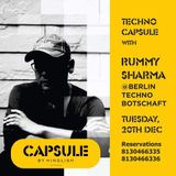 Techno Capsule- Rummy Sharma