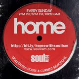 "Kelvin K - ""Home"" with Soulism -  Broadcast 20.07.14"
