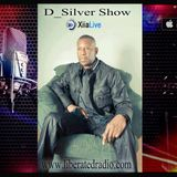 D Silver Show  on Liberated Radio.com 15th Sep 2017
