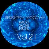 Rautemusik Techhouse Benes Tech Programm Vol. 21
