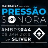 Pressão Sonora - 05-01-2019