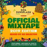 Goa Sunsplash 2019 - Official Mixtape