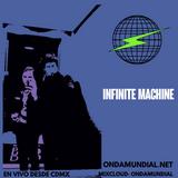 Infinite Machine con Tomás Urquieta & WOLF (09.MAY.18)
