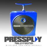 DJ SMOOTH DENALI PRESS PLAY FEB 2017 EDITION