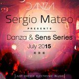 Sergio Mateo present Danza & Sens Series July 2015