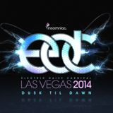 Laidback Luke - live at EDC Las Vegas 2014, KineticField - 20-Jun-2014