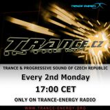 Trance.cz in the Mix 124 - See Through by Erick Pride