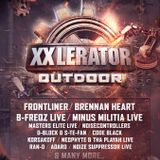 Atmozfears & Adrenalize @ XXlerator Outdoor 2014