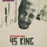 The 45 King - Pieces - Mixed by DJ Kode 1 - November 2016