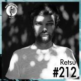 Get Physical Radio #212 mixed by Retsu