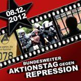 Interview bei Radio Flora zum Aktionstag gegen Repression am 04.12.2012 #6