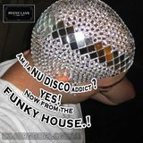 AM I A NU DISCO ADDICT?..YES..! NOW FROM FUNKY HOUSE