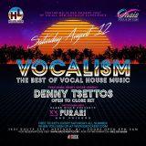 Live @ Headliner (Vocalism) - Pt. 1