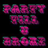 KarlFunk - Party till U broke