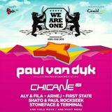 Aly & Fila - Live @ WE ARE ONE Festival, Citadel Spandau, Berlin (06.07.2013)