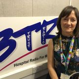 Step Into Health - Lewis chats to Gillian Day