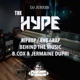 #TheHype - Behind The Music - B.Cox & Jermaine Dupri - Instagram: DJ_Jukess