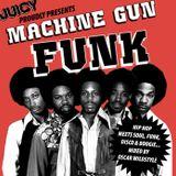 Oscar Wildstyle - Machine Gun Funk vol. 1