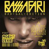 BASSSAFARI - Bad Gal Edition (feat. Agent Lexie)