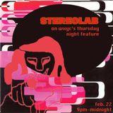Stereolab 2.22.18
