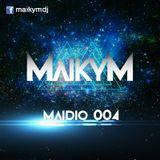 MAIKY M Presents Maidio 004