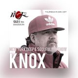 New York Deep & Soulful with Knox - 17th January 2019
