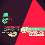 2016.06.04. - Minimal Madness - NEO Garden, Dunaszeg - Saturday