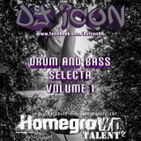 Drum and Bass Selecta Volume 1