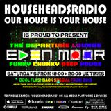Eden Moor - Flashback 2013 -  LIVE ON HOUSEHEADSRADIO.COM - CD VERSION 75 MINS
