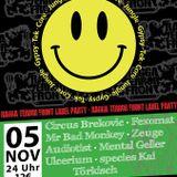 Mental Geller @ Creative Lab, RTF Label Party 05-11-16