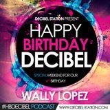 WALLY LOPEZ (Happy Birthday Decibel)