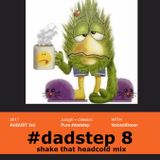 #dadstep 8 How to clear a head cold (dixie-land jazz to dark and electronic raving)