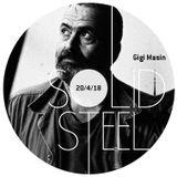 Solid Steel Radio Show 20/4/2018 Hour 1 - Gigi Masin