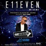 "Dj Direct ""Blueprint Sound"" Miami HIP HOP and R & B  Classics"
