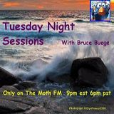 Tuesday Night Sessions on The Moth FM - October 31, 2017