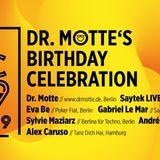 Gabriel Le Mar @ Dr. Motte Birthday Celebration, Suicide Circus Club Berlin, 13.07. 2019