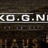 Leon Glock @ in.ko.g.ni.to Tanzhaus West, Frankfurt 29.09.2017
