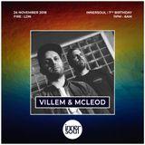 Villem & Mcleod - InnerSoul: 7th Birthday Promo Mix
