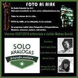 """""""FOTO AL AIRE"""" SOLO ANALOGAS"""