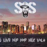 Winter 2015 Live Hip Hop Mix Vol. 1 (clean)