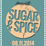 Sugar & Spice Promomix November 2014 mixed by DJ Overproof