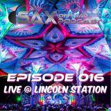 DJ Sax (Official) Podcast: Episode 016 - Live @ Lincoln Station - Denver, CO