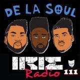 IrieRadio 111 - De La Soul Special