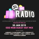 ONELOVE RADIO 30 JANUARY 2015 ODD MOB HOT MIX