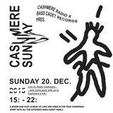 Tolga Fidan live - Cashmere Sunday: Bass Cadet Records Christmas Special 20.12.2015