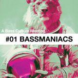 #1BASSMANIACS Minimix by Daddy Panda