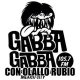 Olallo Rubio en Gabba Gabba - 31 de Enero 2011